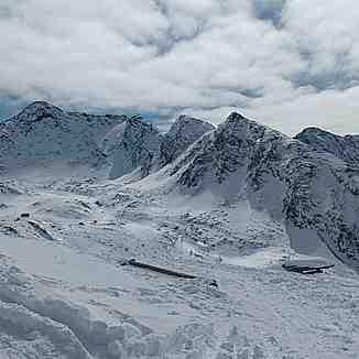 peak's panorama, Prali