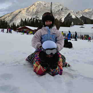 Nakiska is perfect for family fun