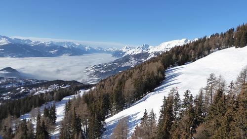 Crans Montana Ski Resort by: Denise Hastert