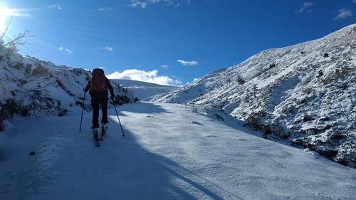Valgrande-Pajares Ski Resort by: Felipe Martínez Redondo