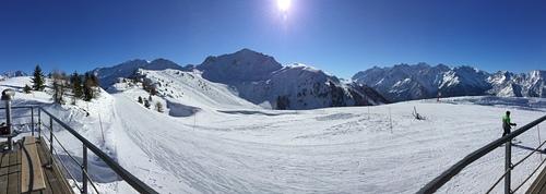 Bruson Ski Resort by: Karenallen