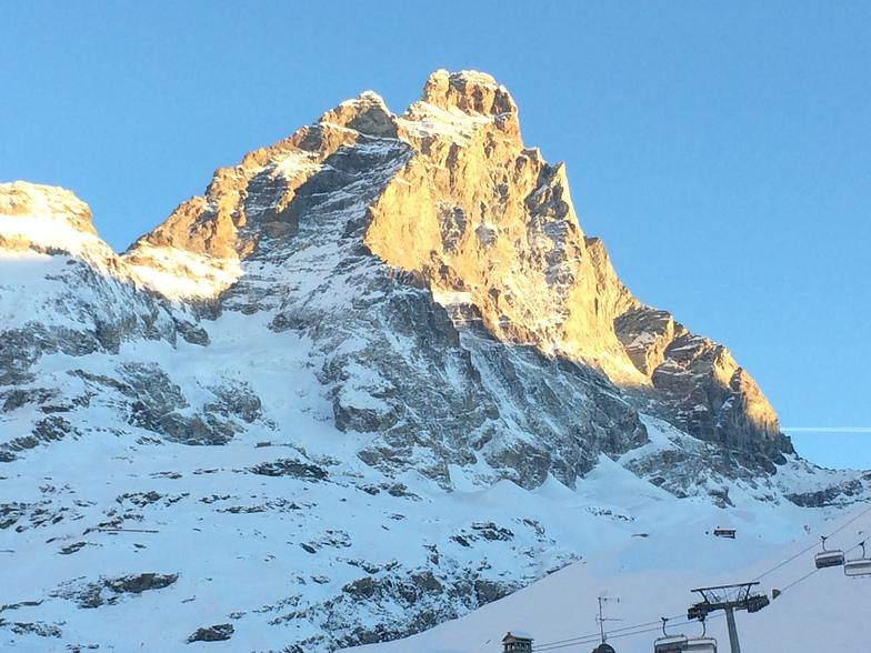 Matterhorn, Breuil-Cervinia Valtournenche