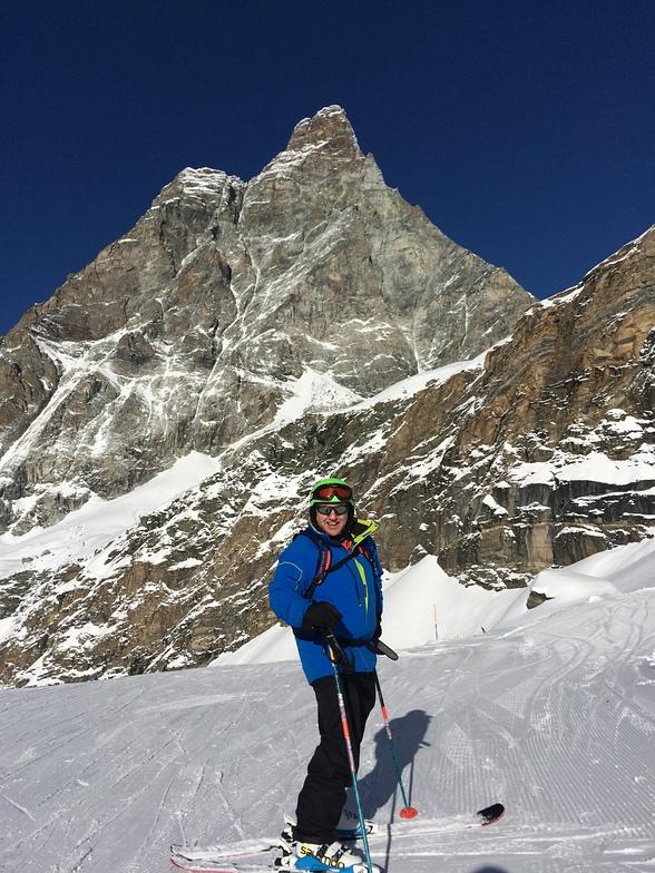 Under the Matterhorn, Breuil-Cervinia Valtournenche