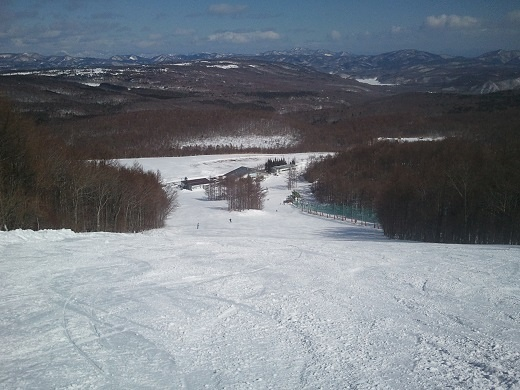 Hatoriko snow