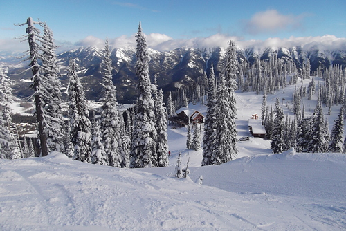Fernie Ski Resort by: Doug Parker
