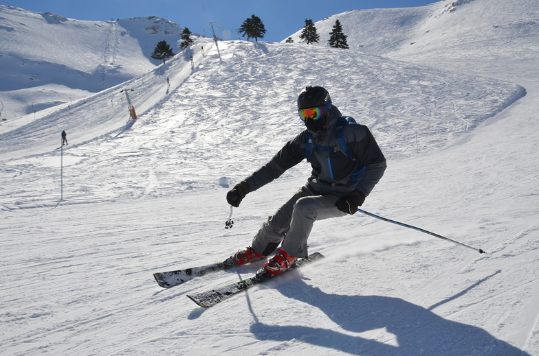 Kalavryta Greece, Kalavryta Ski Resort
