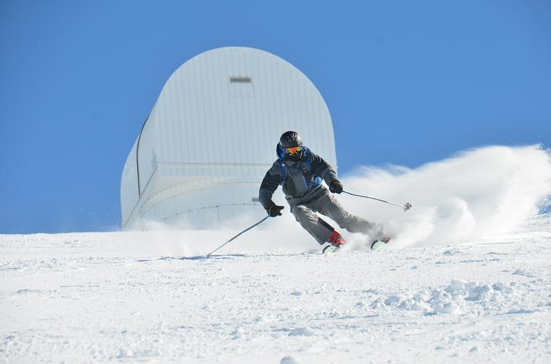 Aristarxos kalavryta, Kalavryta Ski Resort
