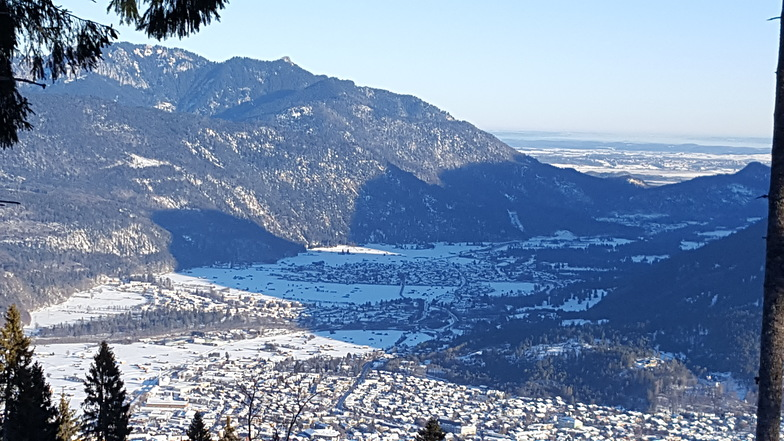 Garmisch-Partenkirchen, Garmisch-Partenkirchen-Zugspitze