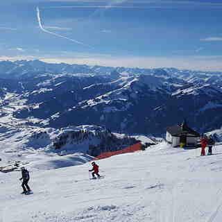 Kitzbühel Snow