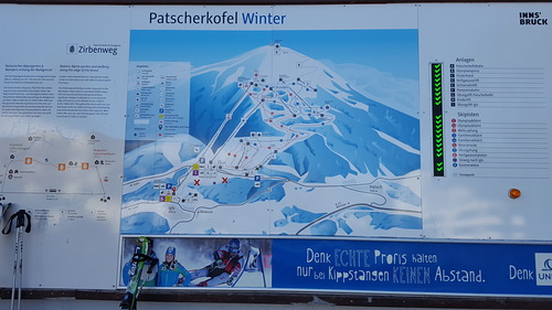 Patscherkofel Ski Resort by: Byung Chun,Moon