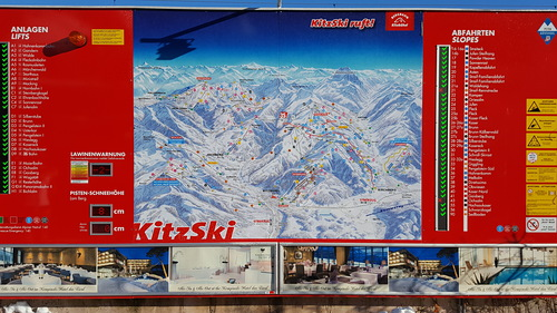 Kitzbühel Ski Resort by: Byung Chun,Moon