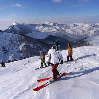 The last descent, Brezovica