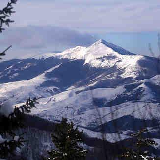 Pashallore / Ostervice peak, Brezovica
