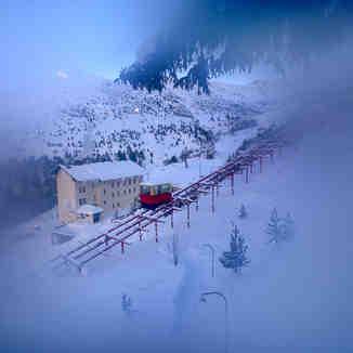 The train, Brezovica