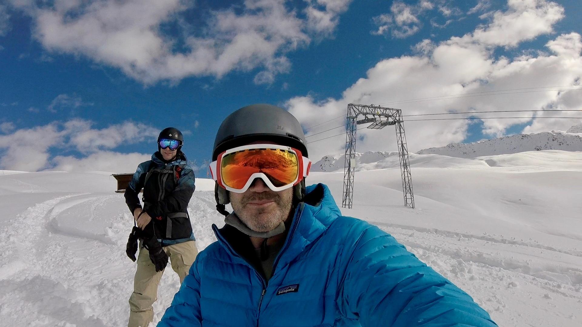 Pischa, Davos