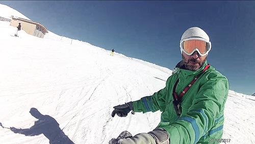 Mt Parnassos-Kelaria Ski Resort by: Konstantinos Vafiadis