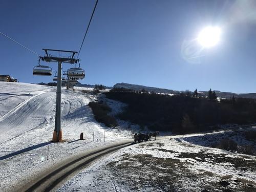 Alpe di Siusi Ski Resort by: lalucila