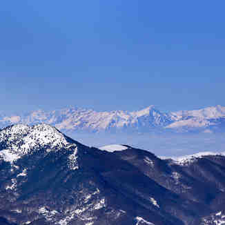 Majestic mountains of Kosovo, Brezovica