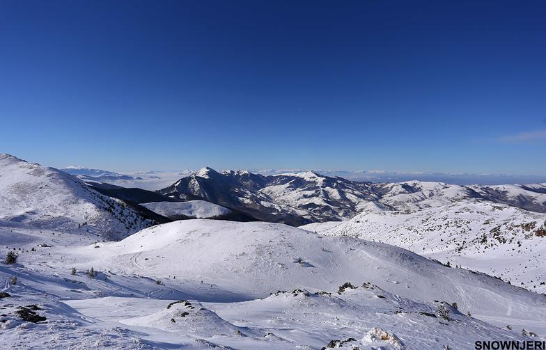 The wide horizon, Brezovica