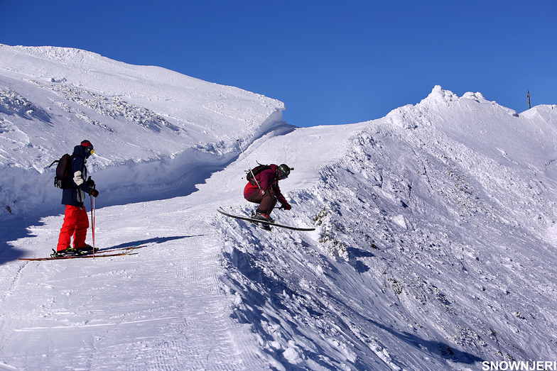 Off the tail, Brezovica