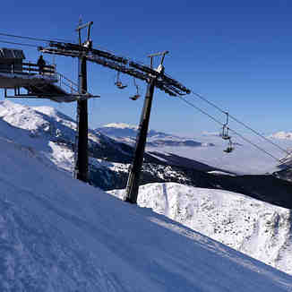 The lift and the horizon, Brezovica