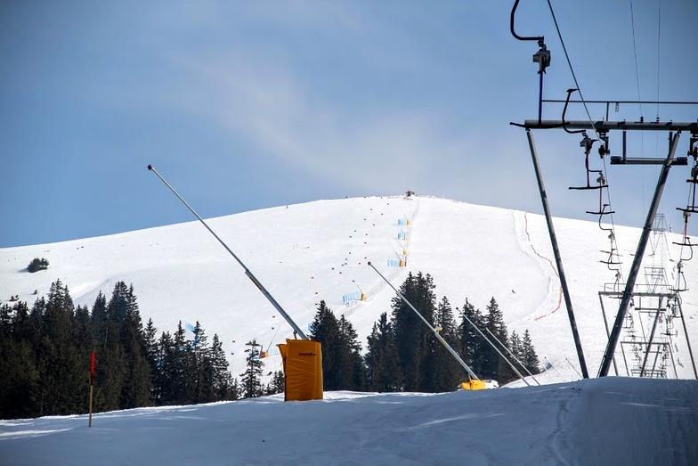 Frutigen - Elsigen - Metsch snow