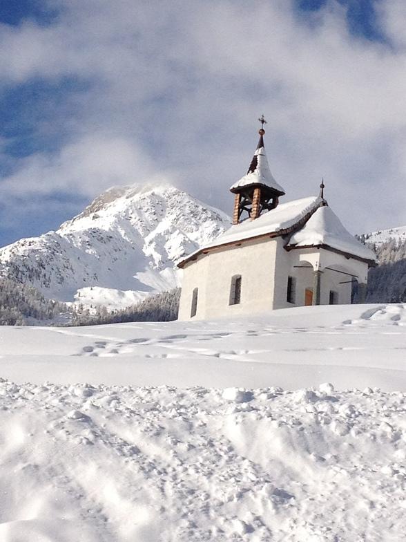 Church -Outer Grimentz