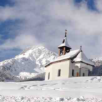 Church -Outer Grimentz