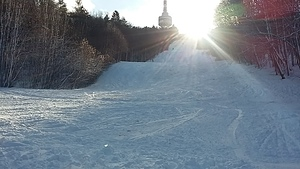 Slope 1 from the middle, Pécsi Sípálya photo