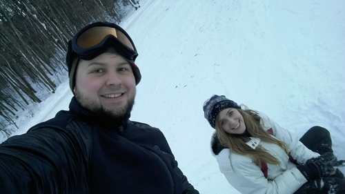 Pécsi Sípálya Ski Resort by: Vincze Martin