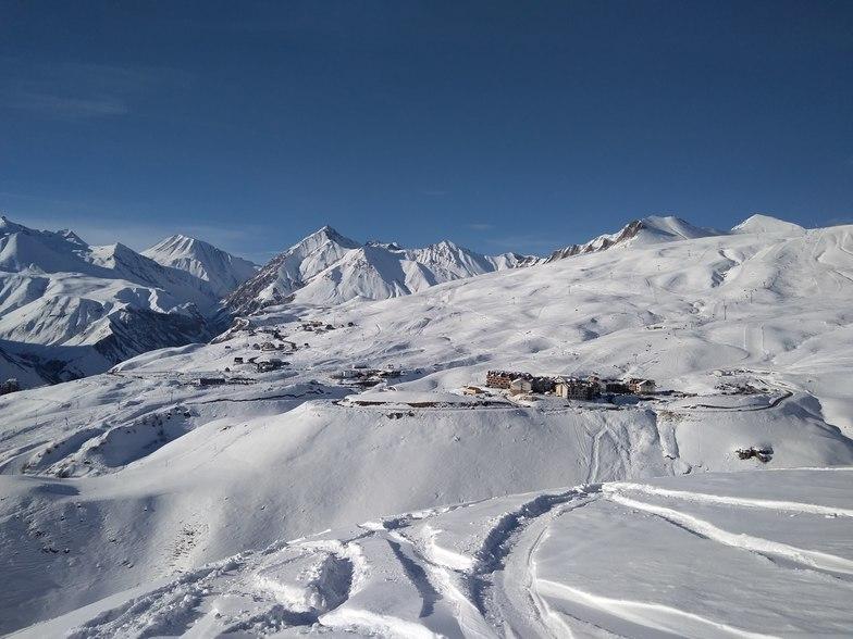 view from Chrdili/, Gudauri