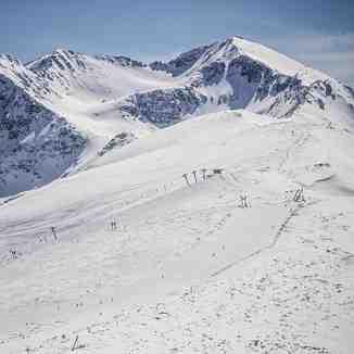 Markudjik ski area, Borovets