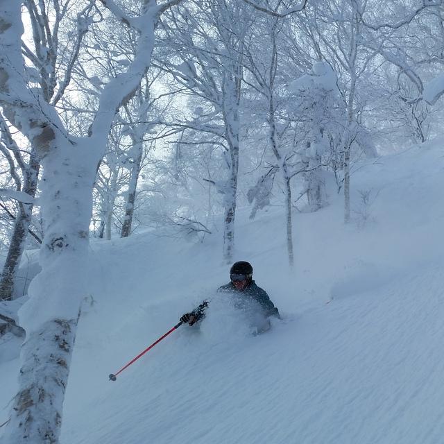 Deep Day, Sapporo Teine