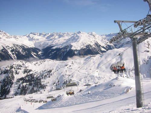 Montafon Ski Resort by: bibaboarder
