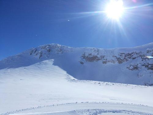 Mt Parnassos-Kelaria Ski Resort by: dridiamantis