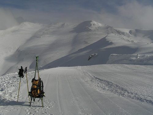 Kalavryta Ski Resort Ski Resort by: GK
