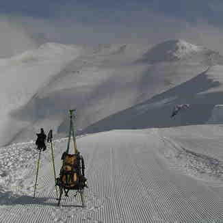 Greece Helmos, Kalavryta Ski Resort