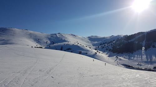 Uludağ Ski Resort by: Ercan Erdem