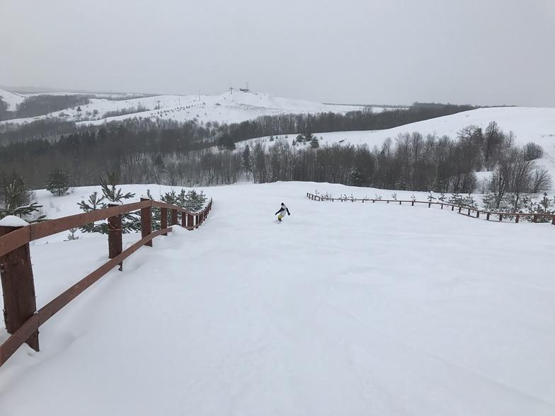 Sviyaga Hills, the closed-off area, ГСОК Казань (Cвияга)