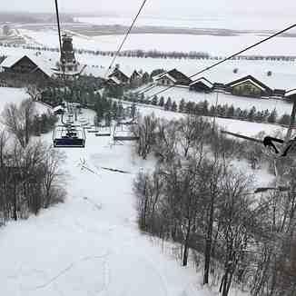 Sviyaga Hills, going up, ГСОК Казань (Cвияга)