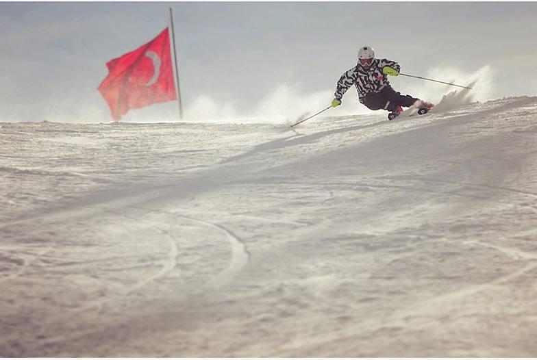 Sarıkamış Kayak Merkezi - Bayrak Tepe