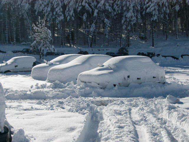 MASELLA parking lot