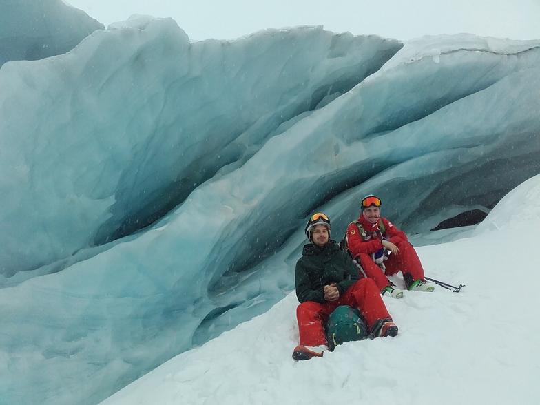 Glacier, Pitztal Glacier