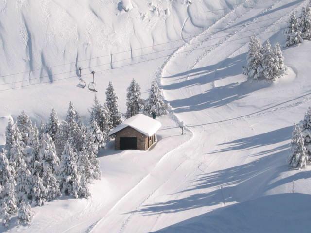 Masella snow