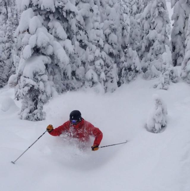 Ruby, Showdown Ski Area