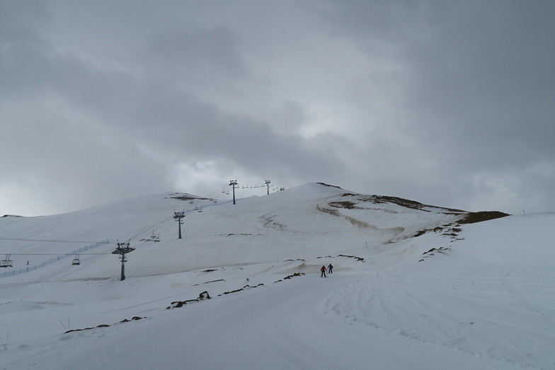 Mt.Kohta 2,269m Side., Bakuriani