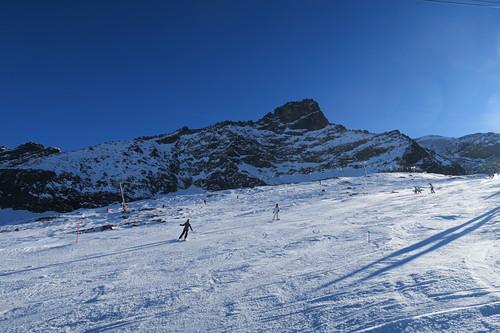 Saas Fee Ski Resort by: Hiro