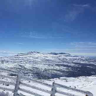 View from the zaarour top slope, Zaarour Club