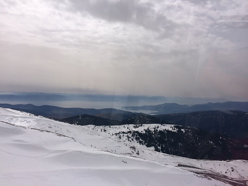 Mt Parnassos-Fterolaka Ski Resort by: Ioannis Diamantis