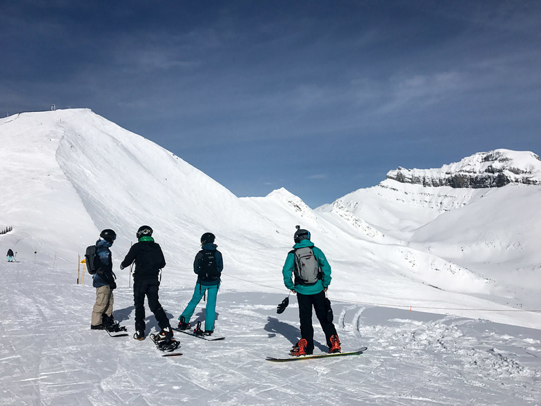 Lake Louise Back Bowls
